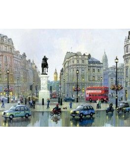 16779 - Puzzle Charing Cross, Londres, 3000 piezas, Educa